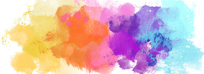 pure color watercolor graffiti gradient background board design, Color, Watercolor, Graffiti Background image