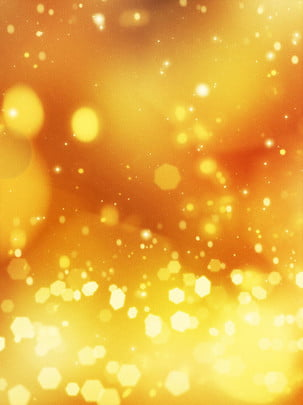 Pure Fantasy Orange Golden Spot Light Background, Dreamlike Beauty, Light Spot Background, Spot Background, Background image