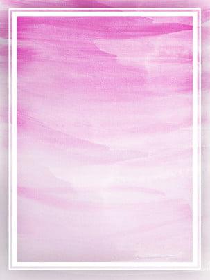 Cô gái màu hồng tinh khiết nền gradient Nền Hồng Màu Hình Nền