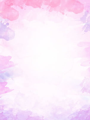 Pure pink purple watercolor gradient background , Watercolor Background, Purple Background, Pink Background Background image