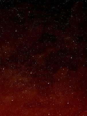 शुद्ध तारों वाला आकाश गहरा लाल पृष्ठभूमि , तारों वाला आकाश, गहरा लाल, आकाश पृष्ठभूमि छवि