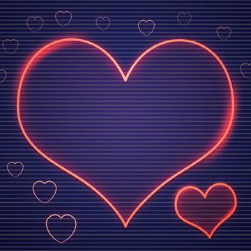 pure stripe love halo valentine day , Nền Tình Yêu, Nền Phát Sáng, Nền Tảng Hào Quang Ảnh nền