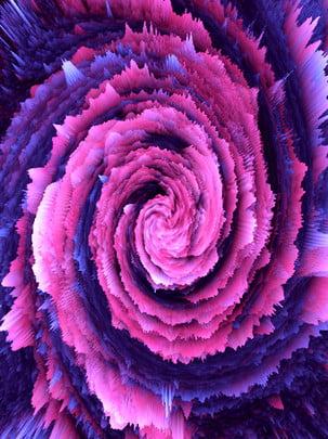 vortex tinh khiết 3d trừu tượng nền mát mẻ , Xoáy, Tóm Tắt, Không Gian Ảnh nền