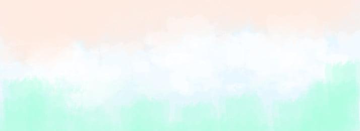Fundo minimalista aquarela gradiente puro Aquarela Gradiente Mão Imagem Do Plano De Fundo