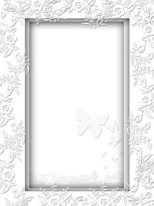 순수한 백색 레이스 종이는 배경 물자를 자른다 , 화이트 레이스 가위, 레이스 용지 컷 배경, 종이 컷 배경 자료 배경 이미지