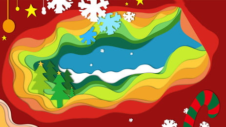 赤い大気のクリスマスの日の背景 クリスマスボール クリスマスツリー クリスマスの背景 クリスマス 広告の背景 スノーフレーク 松葉杖 赤い大気のクリスマスの日の背景 クリスマスボール クリスマスツリー 背景画像