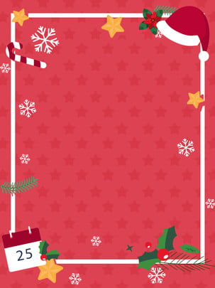 red christmas border background , Red Background, Christmas Background, Christmas Background image