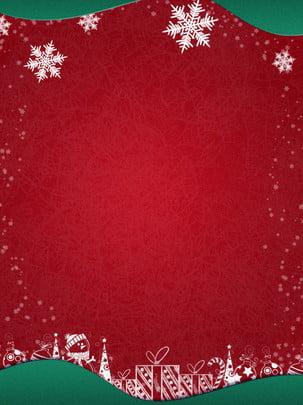 Giáng sinh vui vẻ Nền đỏ Giáng Hình Nền