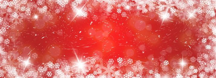 Giáng sinh màu đỏ lãng mạn bông tuyết nền Đỏ Lễ Hội Hình Nền