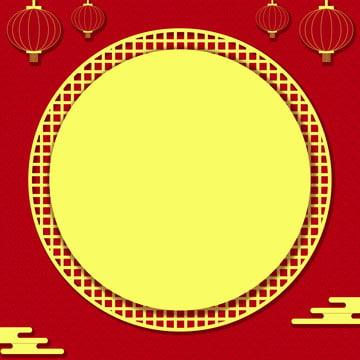 레드 축제 새해 배경 미세한,빨간색,축제,랜턴,새해,새해 배경 ,레드,축제,새해 배경 이미지