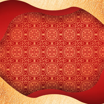 레드 축제 신년 결혼식 배경 템플릿 , 빨간색, 새해, 축제 배경 이미지
