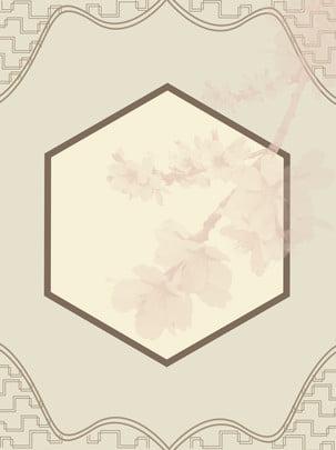 रेट्रो पैटर्न हल्का सुनहरा पृष्ठभूमि चित्रण , विंटेज पैटर्न बॉर्डर बैकग्राउंड, हल्की सुनहरी पृष्ठभूमि, फूल पृष्ठभूमि छवि