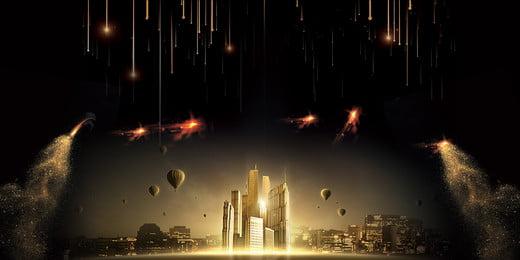 वरिष्ठ स्वर्ण भवन विज्ञापन पृष्ठभूमि, विज्ञापन की पृष्ठभूमि, काली पृष्ठभूमि, ताज़ा पृष्ठभूमि छवि