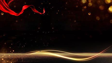 Sáng bóng nền đỏ streamer quảng cáo Nền Quảng Cáo Hình Nền