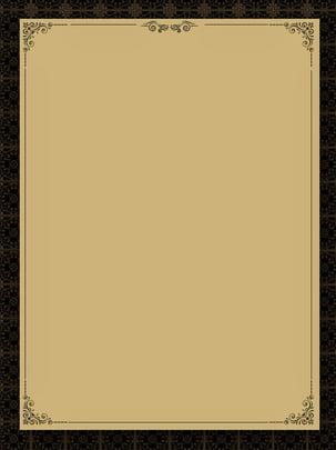 簡約深色歐式花邊邊框背景 , 簡約, 復古, 歐式 背景圖片