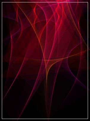 सरल लाल नारंगी शांत सुंदर काल्पनिक ढाल प्रकाश प्रभाव पृष्ठभूमि सामग्री , सरल, लाल नारंगी, ठंडा पृष्ठभूमि छवि
