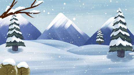 Đơn giản bầu trời bông tuyết trắng nền giáng sinh Đơn Giản Bông Hình Nền