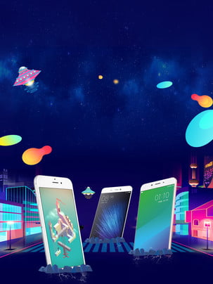 nền điện thoại công nghệ thông minh màu xanh , Nền Màu Xanh, Điện Thoại Di động, Thời đại Mới Ảnh nền