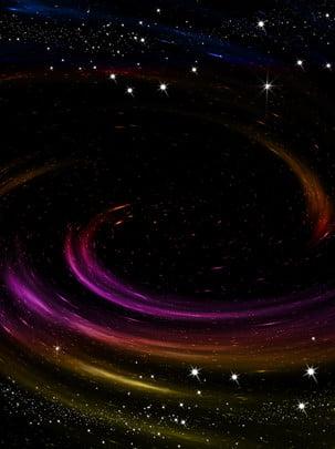 vòng xoáy ngân hà fantasy méo trời original nền thương mại rất đơn giản , Original Nền, 唯美, Nền Thương Mại Ảnh nền