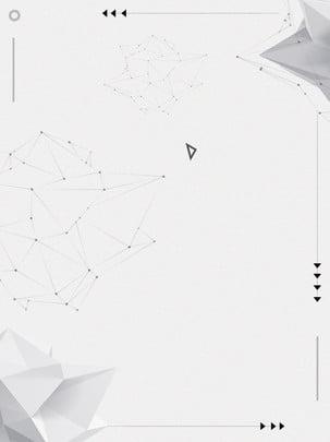 科技線條幾何風格背景 , 科技, 科技背景, 科技線條 背景圖片