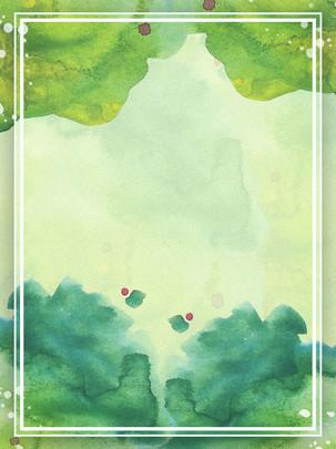 Màu nước nền xanh lá cây Nền Xanh Màu Hình Nền