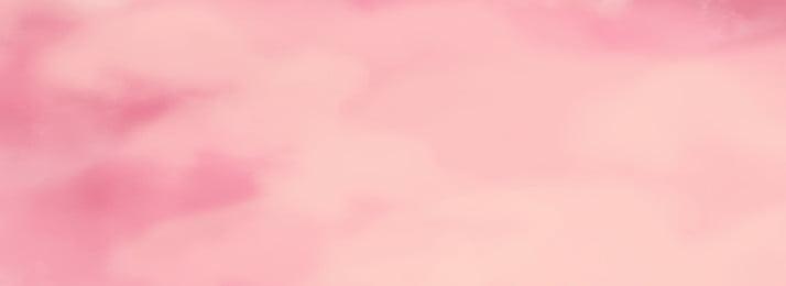 水彩の質感の赤いピンクのグラデーションがシンプルで、霧感の背景があります, Buner, ぼんやりしている, 水彩 背景画像
