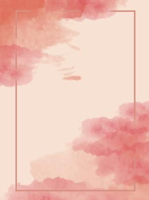 水彩潑墨邊框背景 水彩 潑墨 邊框背景圖庫