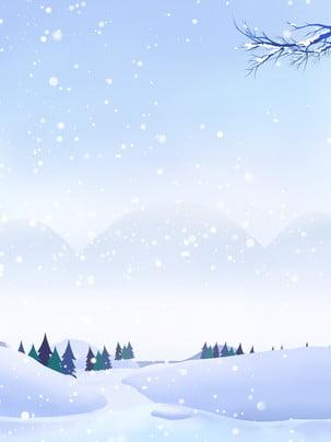 mùa đông tuyết nền , Người Tuyết Nền, Nền Tuyết, Vẽ Tay Nền Ảnh nền
