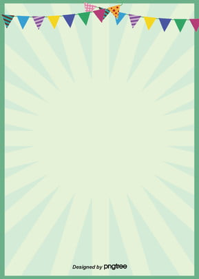 green simple flag festival background , Triangle, Coloured Flag, Simple Background image