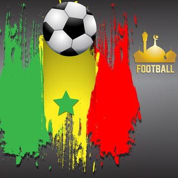 backgrod देश का झंडा फुटबॉल विषय , शून्य, एक, एक सौ पृष्ठभूमि छवि