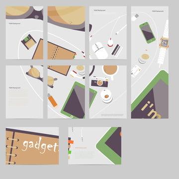 أنا مولع الأدوات تعيين ناقلات شقة لافتات قوالب خلفيات او للعمل او زيارة بطاقات , خلاصة, عاطفة, التطبيق صور الخلفية