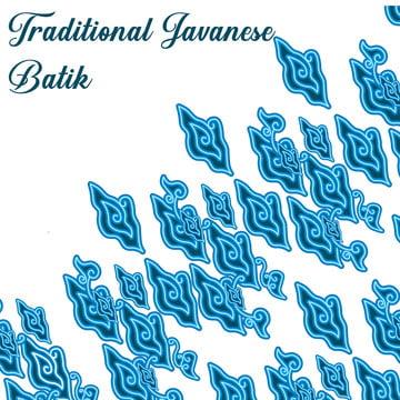 पारंपरिक जावा batik , सार, कला, एशियाई पृष्ठभूमि छवि