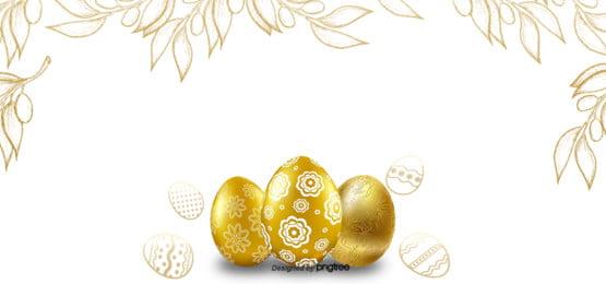 white luxury style retro style background of retro background easter eggs , Vintage, Easter, Luxurious Background image