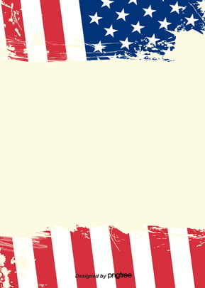background of american flag on retro light colored paper , Creative, Flag Background, Vintage Background image