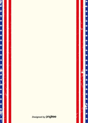 background stationery of american flag with retro star red and blue stripes , Letter Paper, Creative, Flag Background Background image