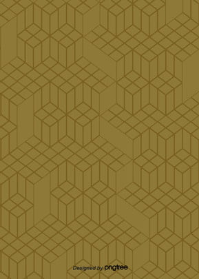 幾何菱形の日本式茶色気の壁紙 , 幾何学, 図案, 壁紙 背景画像