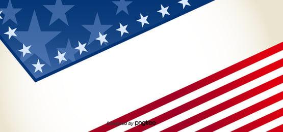 as estrelas de fundo vermelho com a bandeira dos estados unidos , Creative, A Bandeira De Fundo, Retro Imagem de fundo
