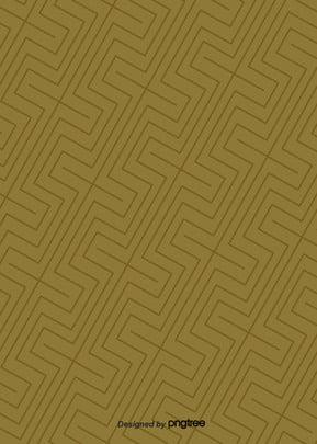 迷宮線の和風柄壁紙茶 , 幾何学, 図案, 壁紙 背景画像