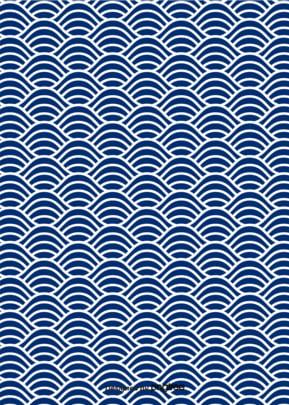 シンプルな青白色の和風柄壁紙の背景 , 雲の紋, 伝統, 壁紙 背景画像