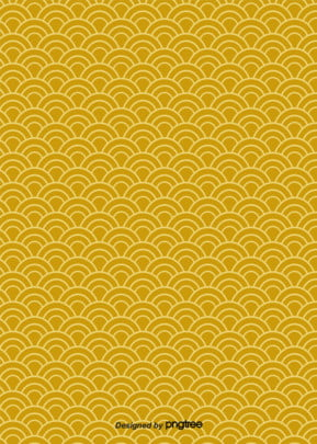 traditional simple golden luxury japanese moire fish texture pattern wallpaper background , Cloud Shape, Tradition, Wallpaper Background image