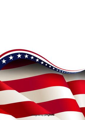 white background of flying american flag stars , Creative, Flag Background, Stars Background image