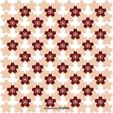 日本櫻花紋理壁紙材料 , 幾何, 創意, 模式 背景圖片