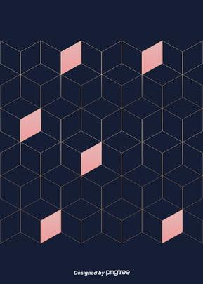 プノンペン線の背景 幾何学 北欧 図案 背景画像