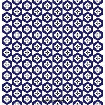 和風カラーの幾何学ブルーのアイデア壁紙の背景 , アイデア, 図案, 壁紙 背景画像
