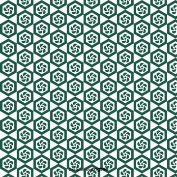 和風デザインの幾何学緑色のアイデア壁紙の背景 , 図案, 壁紙, 並ぶ 背景画像