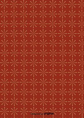 お米の字形の赤色の和風図柄の壁紙 , 幾何学, 図形, 図案 背景画像