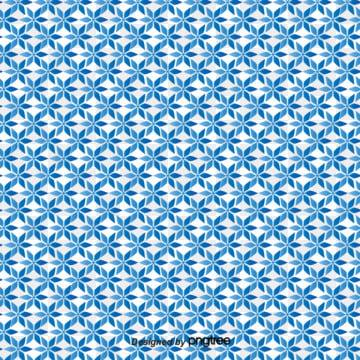 青空間立体菱形の背景壁紙 , 空間の立体, 背景壁紙, 菱形の花状 背景画像
