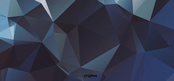 幾何学の青色の黒色のビジネスの科学技術の未来の背景 , 人工知能, 幾何学, 宣伝する 背景画像