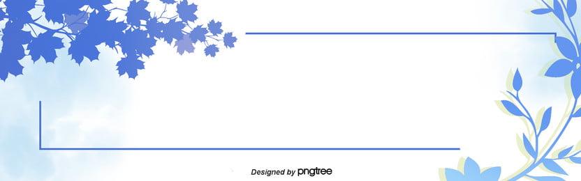 листья синее растения и растения весной , восток, ручной картирование, весна Фоновый рисунок