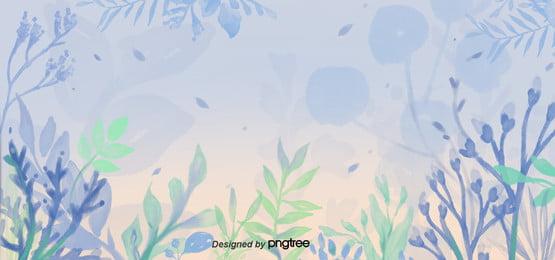 green  blue  fresh and lovely background of plant grassland in spring , Lovely, Leaf, Spring Background image